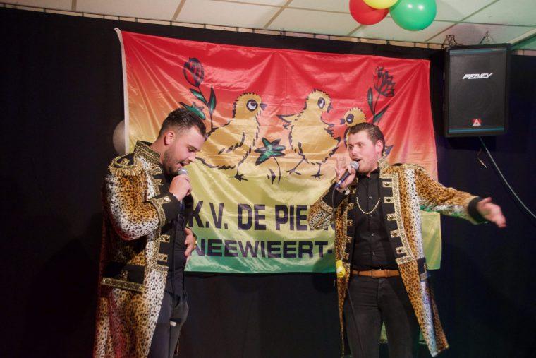 KV de Piepkukes - Net iets te völ wint 45ste Kakelspektakel