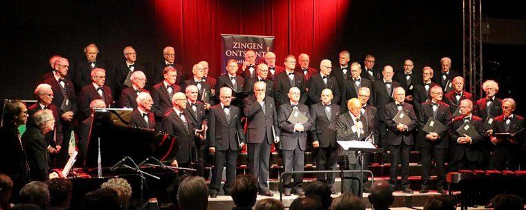 weerter mannenkoor concert kerstmis