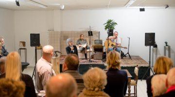 26e expositie van Pop Up Galerie Nederweert geopend (Foto's)