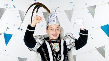 Rens Damhuis Jeugdprins van V.V. de Rogstaekers