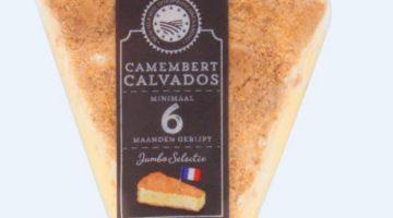 (Jumbo) Camembert Calvados mogelijk besmet met Listeriabacterie en/of een E-coli STEC bacterie