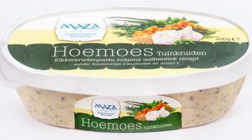 MAZA Hoemoes Tuinkruiden - allergenen