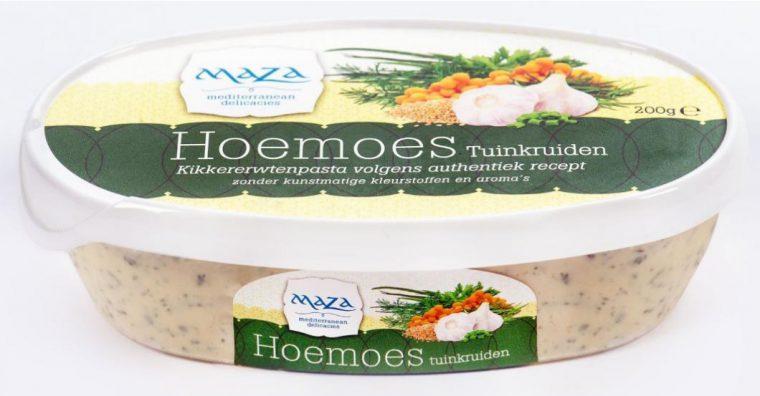 MAZA Hoemoes Tuinkruiden