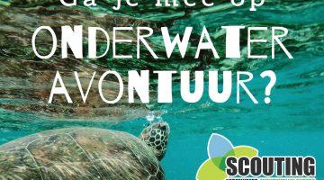 onderwater avontuur