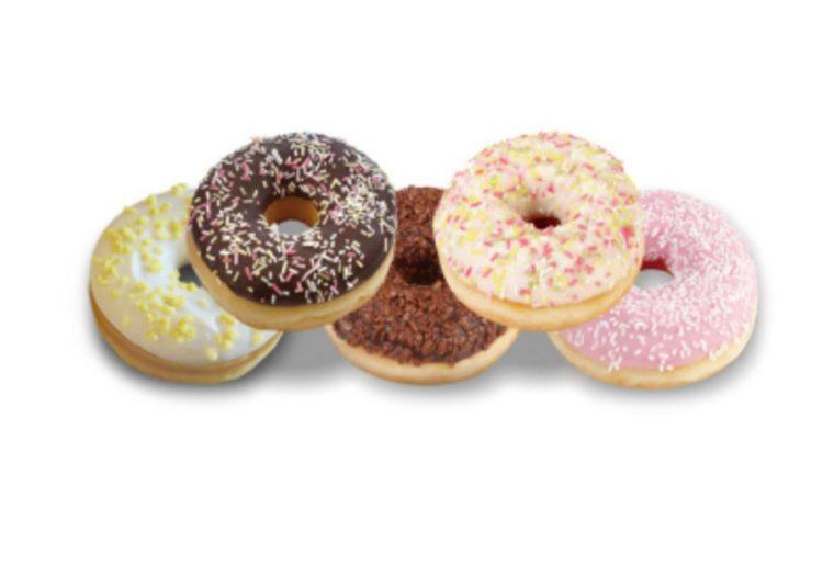 donut met deco SPAR