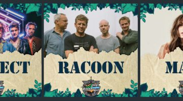 Raadpop 2021 met RACOON, DI-RECT, MAAN & Nona