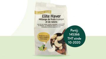 Veiligheidswaarschuwing Holland & Barrett Elitehaver 200 gram