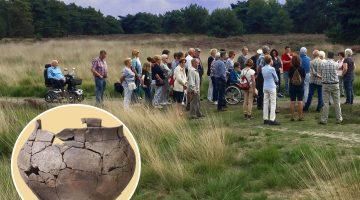 Uitgestelde Urnenveldwandeling met Weerter stadsgidsen verplaatst