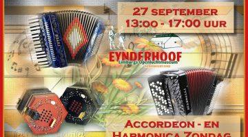 Accordeon/harmonica treffen in Eynderhoof