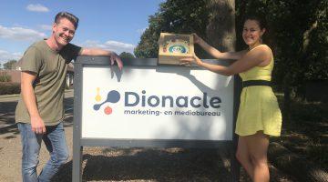 OVN-taart voor Dionacle