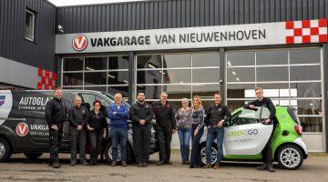 Team van Autobedrijf Van Nieuwenhoven