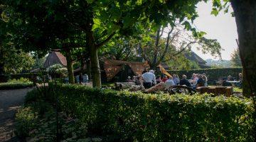 Muziek & Kunst in de Tuin van Nieuwstraat 8 in Nederweert