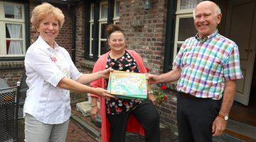 Piet van Gog is het jongste lid van de OVN